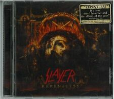SLAYER ,,Repentless,, CD JEWELCASE 6,66€ JEFF HANNEMAN SLAYTANIC WEHRMACHT
