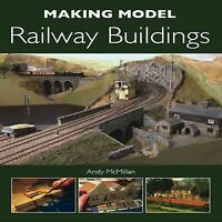 Making Model Railway Buildings, Paperback by Mcmillan, Andy, Brand New, Free ...