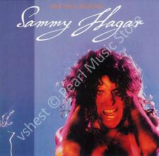 SAMMY HAGAR NINE ON A TEN SCALE CD MINI LP OBI Red Rocker Montrose Van Halen new