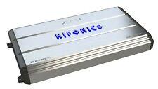 Hifonics Zxx-3200.1D, 3200 Watt Mono, Class D, 1 Ohm Stable, Subwoofer Car Au.