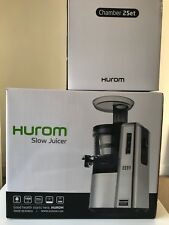 Brand New Hurom HW Commercial Cold Pressed Juicer