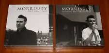 "MORRISSEY 19x 7"" VINYL 2x BOX SETS Lot THE SINGLES '88-'91 & '91-'95 LIMITED New"