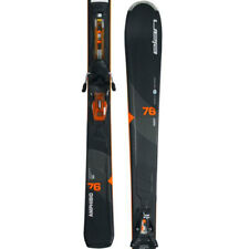 2017-18 Elan Amphibio 76 Skis 160 cm with Elan EL 10 Bindings - NEW