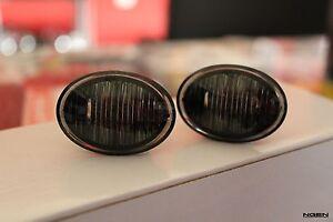 Helix Sidemarker Light Set (SMOKE) for the 2012+  Fiat 500/500T/Abarth/500L