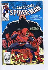 Amazing Spider-Man #249 Marvel 1984
