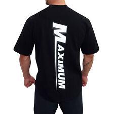 New Men Sports T-shirt Loose Large Size Slim Clothing Base Shirt