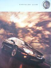Brochure completa CHRYSLER 300 M