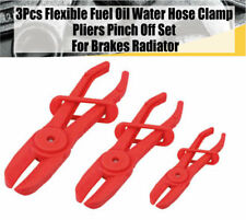 3Pcs Flexible Fuel Oil Water Hose Clamp Pliers Pinch Off Set For Brakes Radiator