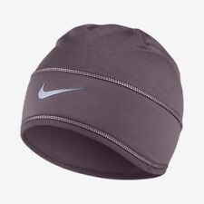 NWT WOMEN S NIKE PURPLE REFLECTIVE RUNNING   TRAINING   HAT   CAP 804096 533 940442bc4284