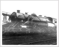 Lehigh Valley Railroad LVRR 325 Steam Engine 8 x 10 Silver Halide Photo