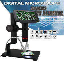 Andonstar ADSM302 5'' Digital Microscope Magnifier Adjustable Stand PCB Repair