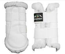 HKM 8585 Gamaschen -comfort- weiß L