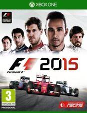 Jeu XBOX ONE F1 2015