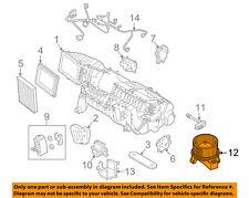 FORD OEM 10-14 Mustang-Blower Motor AR3Z19805B