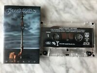 Great White Hooked Cassette Tape 1991 Capitol C4-595330 Hair Metal RARE! OOP!