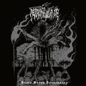 Necromutilator – Black Blood Aggression  (CD)