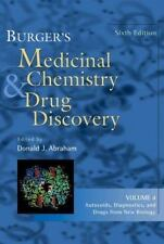 Burger's Medicinal Chemistry and Drug Discovery, Autocoids,-ExLibrary