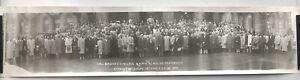 Antique 1958 Kappa Alpha PSI 48th Grand Conclave Photograph Detroit Michigan