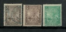 Madagascar Scott 64 - 66 in Mixed condition