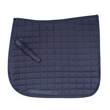 Horze Bristol Horse Dressage Saddle Pad / Cloth - Quick Dry Absorbing Lining
