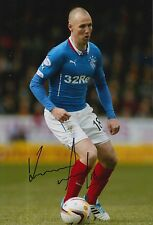 RANGERS HAND SIGNED KENNY MILLER 12X8 PHOTO PROOF 5.