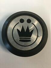 Konig Matte Black Aftermarket Wheel Center Cap Part# Cap89B