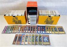 100+ Mixed YUGIOH cards lot BONUS Holo Foil Rare 1st Edition LOB/MRD ~ Yu-Gi-Oh!