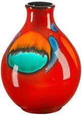Poole Pottery Volcano bud vase 12.5cm