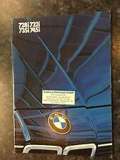 N703 BMW SERIES7 728i 732i 735i 745i