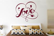 Love Within Fancy Heart Vinilo Pegatinas De Pared Adhesivo Decoración