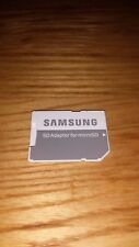 Samsung Micro SD Memory Card Adapter For Micro SD