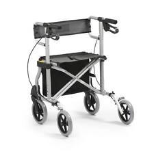 Drive Diamond Rollator Walker Walking Frame Mobility Aid Seat Wheels Lightweight