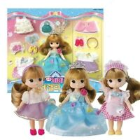 [Little MIMI] Cinderella Fashion Stylist Set Korean Barbie Doll_Va