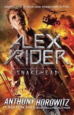 Snakehead (Alex Rider Adventure) by Horowitz, Anthony