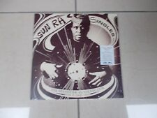 SUN RA - SINGLES (VOLUME 2)   -  VINYL  - 3 X LP  - NEW- SEALED