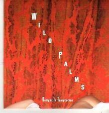 (CB291) Wild Palms, Delight In Temptation - 2011 DJ CD