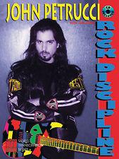 John Petrucci Rock Discipline Dream Theater GUITAR Book
