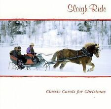 DAMAGED ARTWORK CD Sleigh Ride: Sleigh Ride: Favorite Holiday Classics