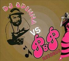 DJ Spinna vs. P&P Records [Digipak] * by DJ Spinna (CD, Apr-2012, Traffic NEW