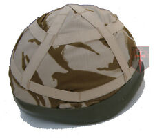 New Black RUBBER Ballistic HELMET BAND mk6 7 para sas