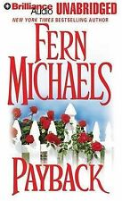 Payback by Fern Michaels (Audio Cd)