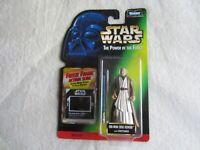 1997 Hasbro Star Wars POTF Freeze Frame:  Obi-Wan (Ben) Kenobi NIP