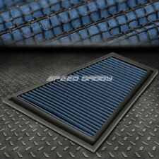 FOR 13-15 Z4/X1/528 TURBO BLUE REUSABLE&WASHABLE HIGH FLOW DROP IN AIR FILTER