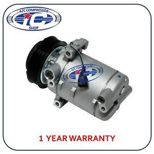 AC Compressor Fits Nissan Frontier 05-17 Xterra 05-15 V6 4.0L OEM CR-14 57885