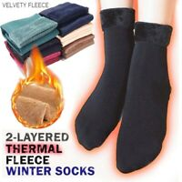 Women Seamless Velvet Warm Winter Socks Thicken Thermal Floor Sleeping Sock Boot