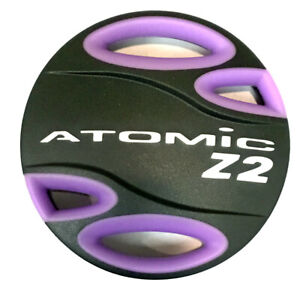 Diaphragm Cover Second Stage Atomic Z2 Purple Regulator 02-0401-00