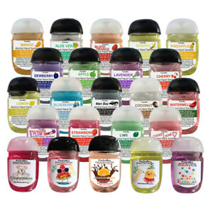 Pocket Soaps Lotions Gels New 29 ml, Travel Size