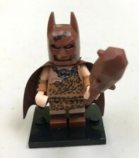 Genuine LEGO Minifigure Clan of the Cave Batman - Complete - TLBM Ser1 - tlbm04