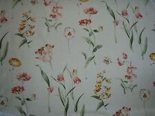 """Sanderson per tende in tessuto design """"Farfalla"""" da giardino 5.2 METRI 100% COTONE"""