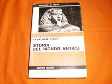 Chester G.Starr ---Storia del mondo antico